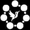 colibri blanco